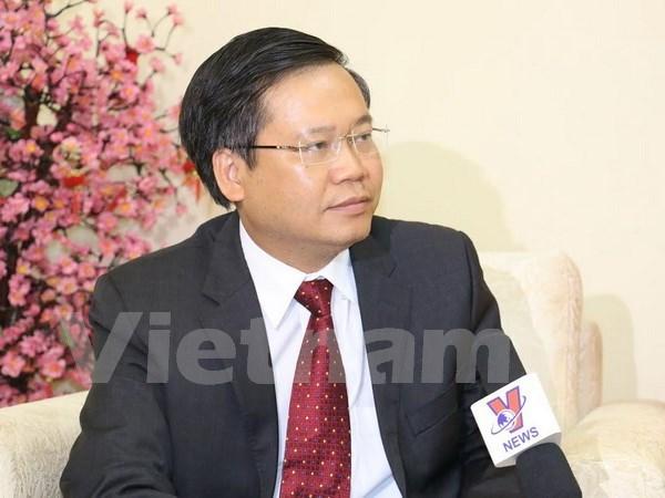 越南印尼战略伙伴关系有助于提高东盟在国际舞台上的地位与作用 hinh anh 1