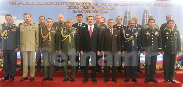 越南出席第二届南亚和东南亚国家总长对话会 hinh anh 1