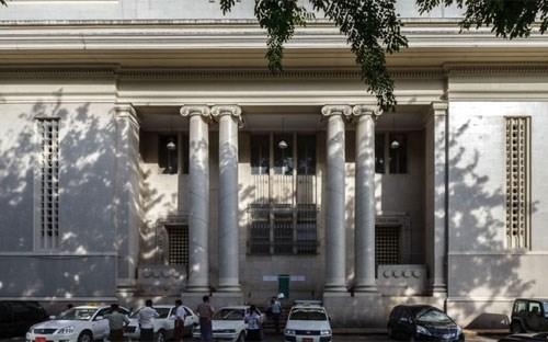 缅甸首个证券交易所开业 hinh anh 1