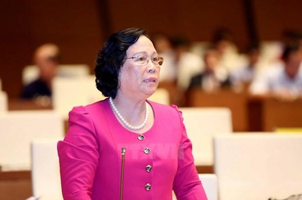 越南代表团出席在保加利亚举行的第5届亚欧劳工和就业部长级会议 hinh anh 1