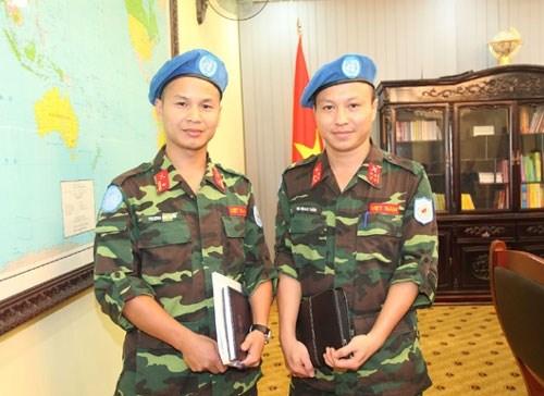 越南与韩国加强扫雷领域的合作 hinh anh 2