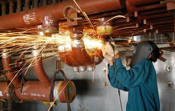 越南机械产业—越过困难发展和融入国际 hinh anh 1