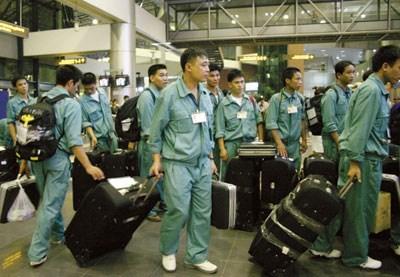 2015年越南劳务输出超额完成目标15% hinh anh 1