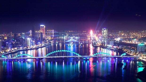岘港市接待国际游客量首次突破100万人次 hinh anh 1