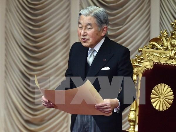日本天皇82岁生日庆典在越南河内市举行 hinh anh 1