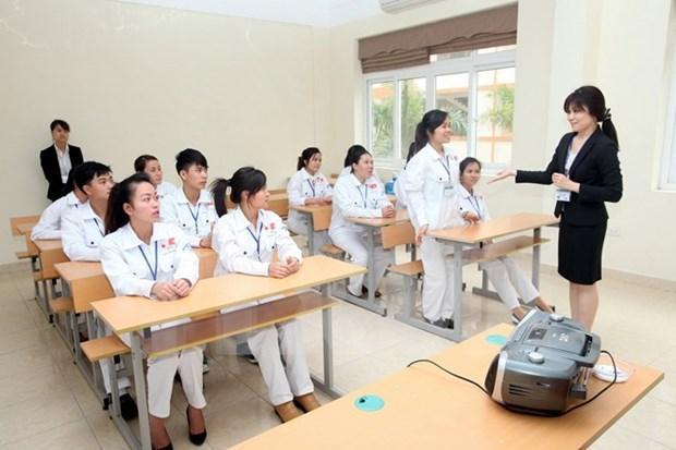 加强越南与日本在卫生与劳务领域的合作 hinh anh 1