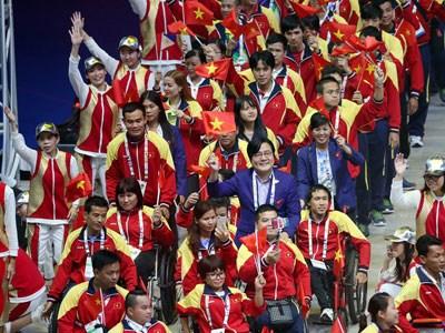 第八届东南亚残疾人运动会落幕:越南残疾人体育代表团位居奖牌榜第四 hinh anh 2