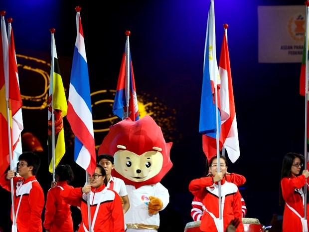 第八届东南亚残疾人运动会落幕:越南残疾人体育代表团位居奖牌榜第四 hinh anh 3