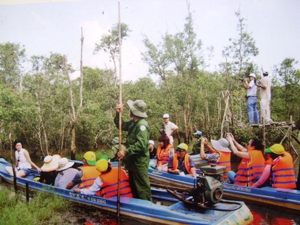 2015年同塔-鸟栖旅游节开幕 hinh anh 1