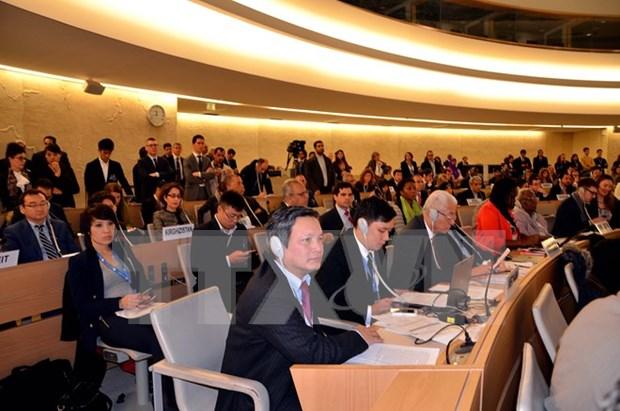 12·10世界人权日:越南积极参与并认真履行国际人权条约 hinh anh 1