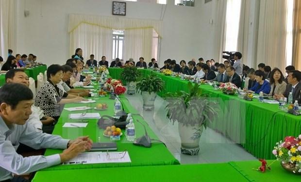 日本愿与越南芹苴市合作推动高科技农业发展 hinh anh 1