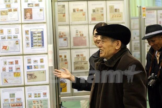 2015年越南国家邮票展览会正式开展 hinh anh 1