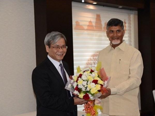 印度安得拉邦希望与越南在多个领域加强合作 hinh anh 1