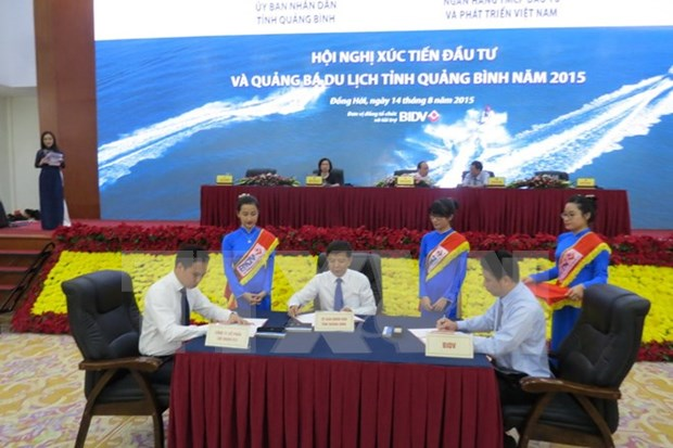 越南广平省吸引投资468个项目 hinh anh 1