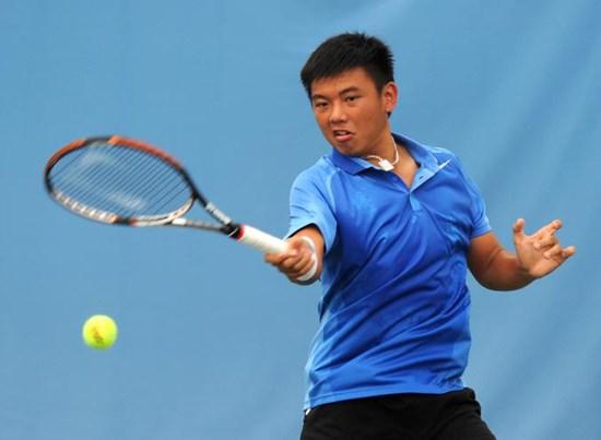 男子网球职业联合会最新排名:李黄南上升126位居世界第933位 hinh anh 1
