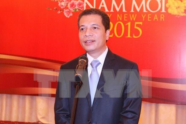 中国重视发展中越合作关系 hinh anh 1