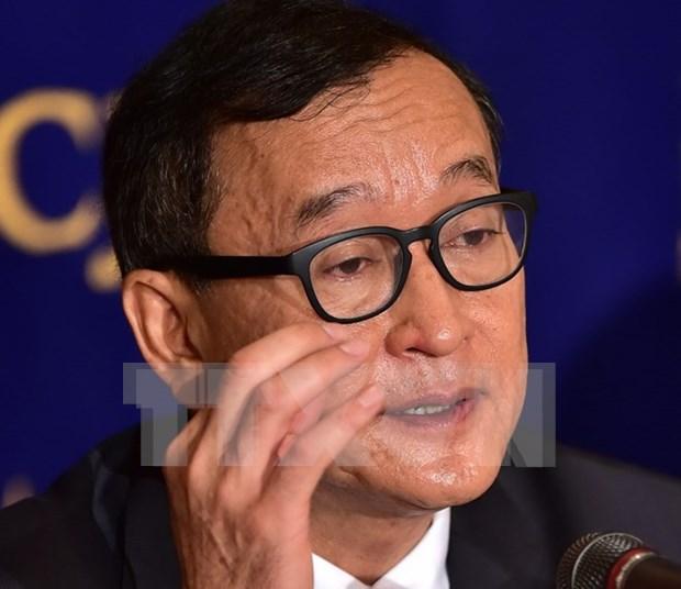 柬埔寨救国党议员结束对国会抵制 hinh anh 1