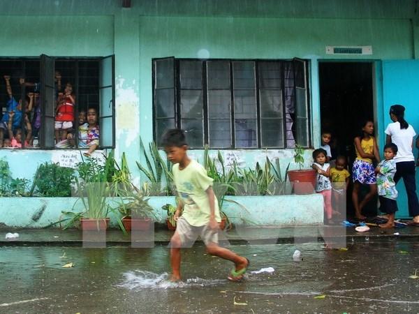 """台风""""茉莉""""登陆菲律宾致3人死亡 hinh anh 1"""