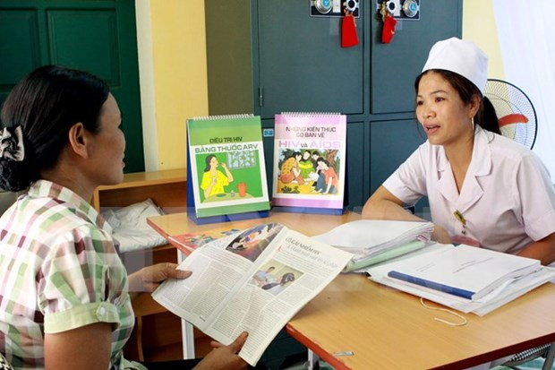 越南努力执行《消除对妇女一切形式歧视公约》 hinh anh 1
