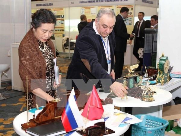 越俄企业论坛加强贸易对接 hinh anh 1