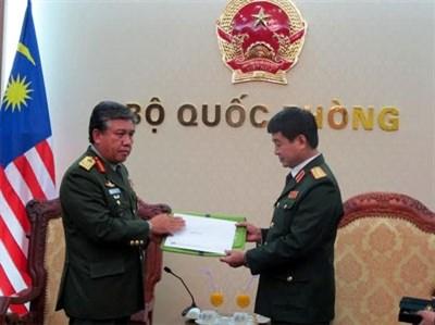 马来西亚邀请越南出席2016年马来西亚亚洲防务展 hinh anh 1