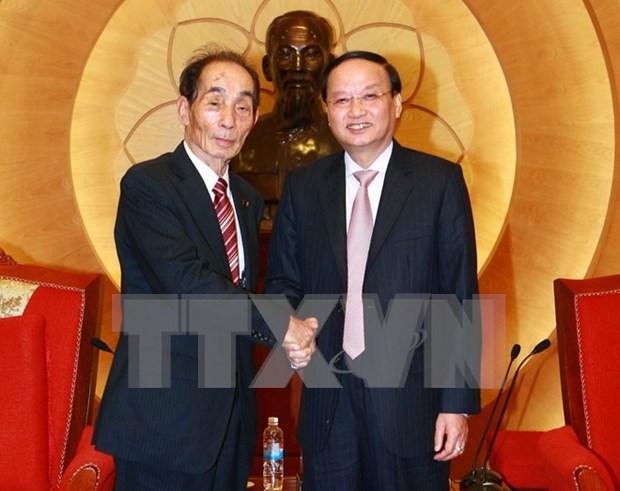 致力深化越南国会与日本参议院之间的务实合作 hinh anh 1