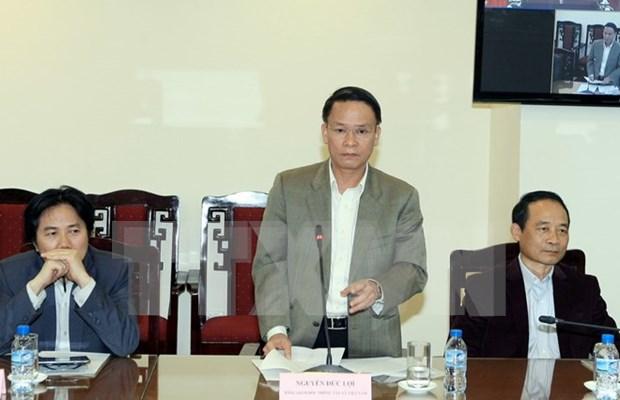 越通社与西北、西原、西南三地指导委员会加强协调配合 做好信息宣传工作 hinh anh 1