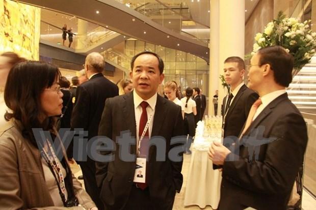 第四届国际文化论坛:越俄签署2016-2018年阶段旅游合作计划 hinh anh 1