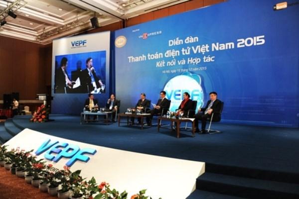 发展电子支付服务将促进越南国内生产总值增长 hinh anh 1