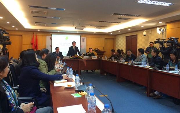 越南向联合国绿色气候基金捐资100万美元 hinh anh 1