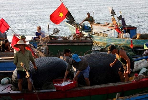 越南印尼专属经济区划界第七轮专家级谈判联合公报 hinh anh 1