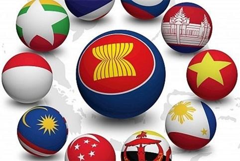 面向东盟共同体:东盟共同体建设进程坚持以人为中心 hinh anh 1