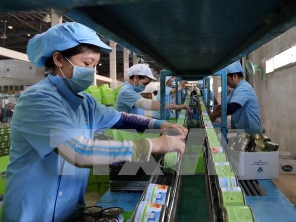 越南恢复正常生产经营活动的企业数量呈回升加速之势 hinh anh 1