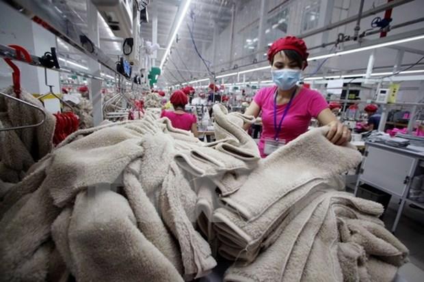 2015年纺织品服装出口总额预计达270亿美元 hinh anh 1