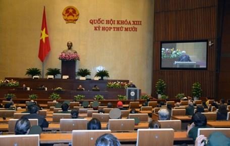 越南国会副主席汪周刘会见全国越南英雄母亲、模范老战士代表团 hinh anh 1