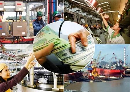 标准普尔公司:越南经济起色 hinh anh 1