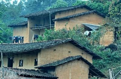 美国《建筑日记》杂志上的越南河江省程墙土屋 hinh anh 1