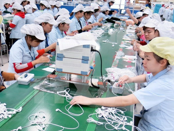 越南工商部公布《越韩国由贸易协定》于2015年12月20日起生效 hinh anh 1