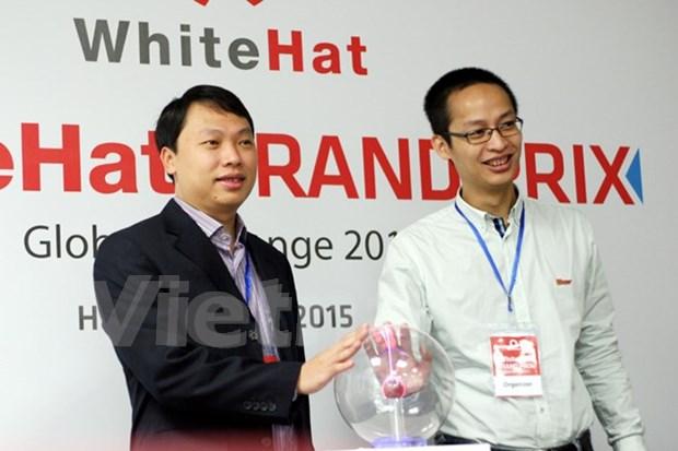 2015年全球网络安全竞赛进入总决赛 hinh anh 1