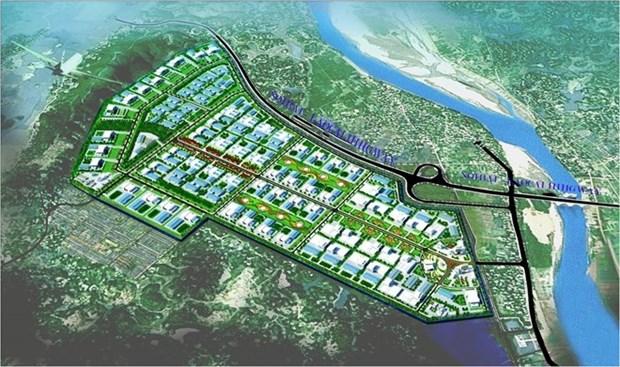 富寿省出资2.2万亿越盾投资建设锦溪工业区基础设施 hinh anh 1