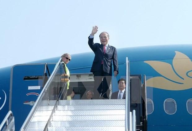 越南国会主席阮生雄即将对中国进行正式友好访问 hinh anh 1