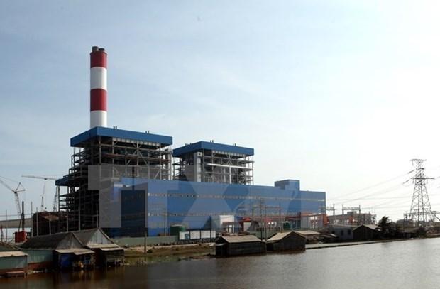 越南沿海一号热电厂向国家电网输电10亿千瓦时 hinh anh 1