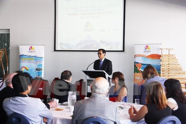 岘港旅游推介及促进研讨会在澳大利亚举行 hinh anh 1