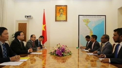 越南与东帝汶加强经贸投资合作 hinh anh 1