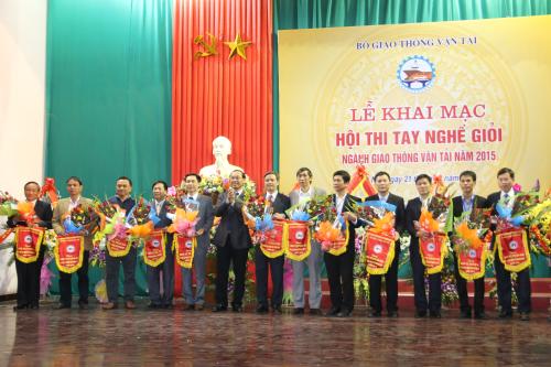 2015年越南交通运输部门巧手大赛拉开序幕 hinh anh 1