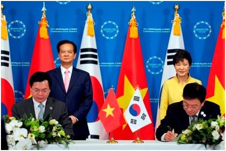 自由贸易协定将给越南出口业带来巨大机遇 hinh anh 2