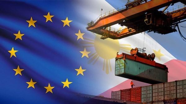 欧盟与菲律宾自由贸易协定首轮谈判将于明年第一季度启动 hinh anh 1