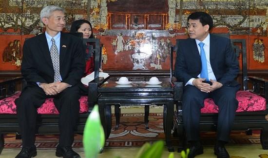 河内市将为泰国企业创造便利 hinh anh 1