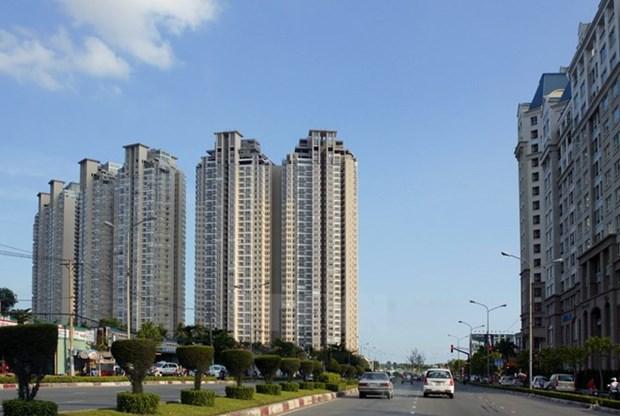 越南房地产业吸引外国直接投资资金达23.2亿美元 hinh anh 1