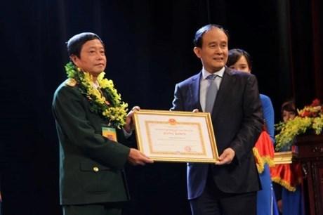 河内市200家模范企业和企业家受表彰 hinh anh 1